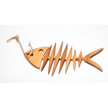 Medinė žuvis