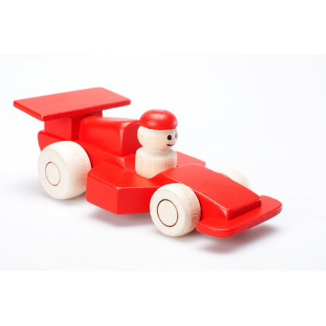 Medinė lenktyninė mašinėlė