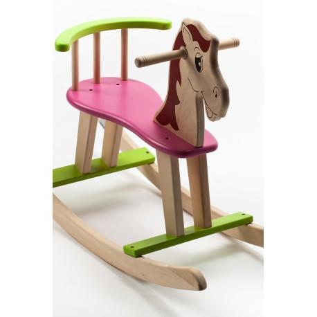 Lingynė - medinis arkliukas