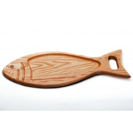 """Medinis padėklas """"Žuvis"""""""