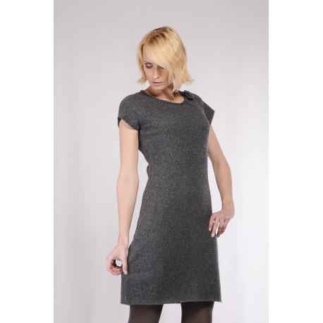 Vilnonė suknelė