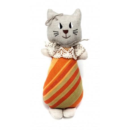 """Lininis žaislas """"Kačiukas"""""""