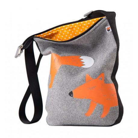 """Rankinė - krepšys """"Fox"""""""