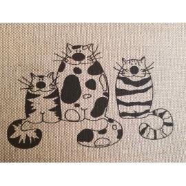"""Lino audinys """"Katės"""""""