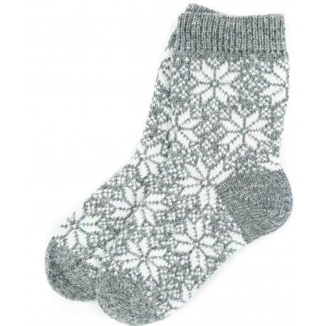"""Vilnonės kojinės """"Pūga"""""""