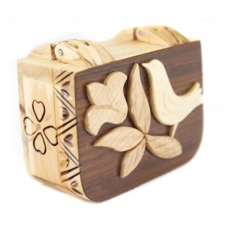 Medinė dėžutė