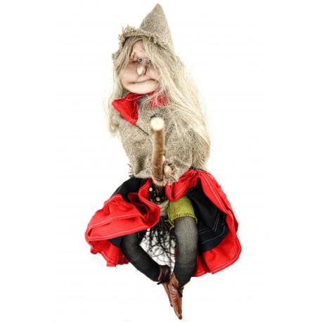 Ragana ant šluotos