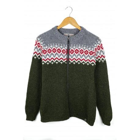 Merino vilnos megztinis