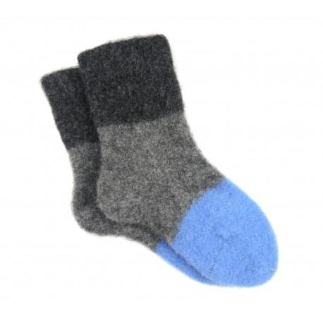 Veltos vilnos kojinės