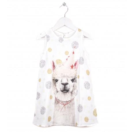 """Lininė suknelė """"Lama"""""""