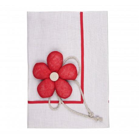 Lino staltiesė - servetėlė