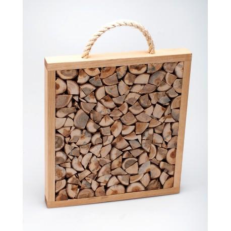 Medžio - kadagio padėklas