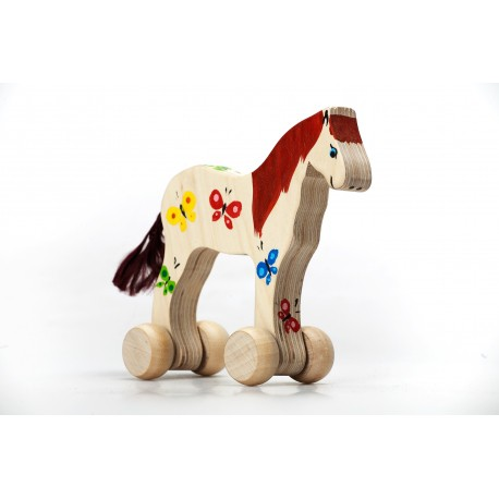 Medinis arkliukas