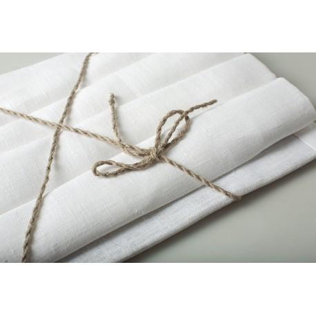 Lininių servetėlių komplektas