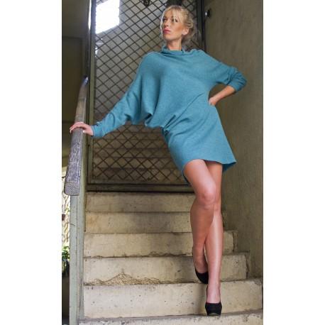 Lamos vilnos suknelė